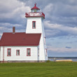 Wood Islands Lighthouse — Stock Photo