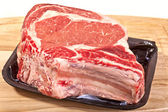 Prime Rib Roast — Stock Photo