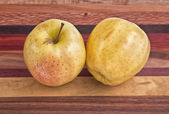 Golden Delicious Apples — Stock Photo