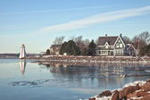 Charlottetown Waterfront — Stock Photo