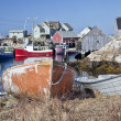 Stock Photo: Peggy's Cove, Nova Scotia