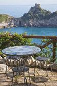 Mediterranean Seaview — Stock Photo