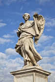 Ponte Sant'Angelo Angel — Stock Photo