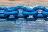 Painted Chain — Stock Photo