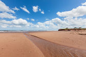 Prince Edward Island Beach — Stock Photo