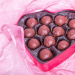 Valentine Chocolates — Stock Photo #26627425