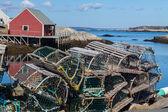 Peggy's Cove, Nova Scotia — Stock Photo