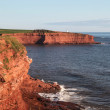 Stock Photo: Island Cliffs