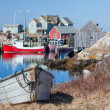 Stock Photo: Peggy's Cove