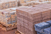 Concrete Pavers — Stock Photo