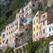 amalfi coast — Stock Photo