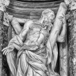 Saint Andrew Statuary - Rome — Stock Photo