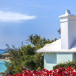 Bermuda House — Stock Photo