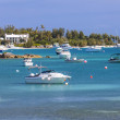 Bermuda Pleasure Boats — Stock Photo