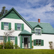 Green Gables House — Stock Photo