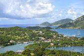 Antigua Shoreline — Photo