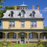 Historic Home — Stock Photo