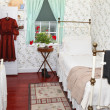 Old Fashioned Bedroom — Stock Photo #36833493