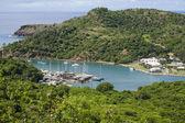 Antigua Shoreline — Stock Photo