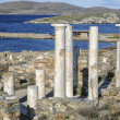 Delos Ruins — Stock Photo #37251131
