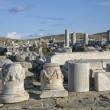 Stock Photo: Delos Ruins