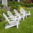 Garden Chairs — Stock Photo #37554399