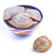 Stock Photo: Bar Clams