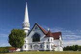 Indian River Church — Stock Photo