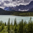 banff national park — Stock Photo #39007455