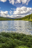 Alberta Lake — Stock Photo