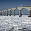 Confederation Bridge — Stock Photo #43255195
