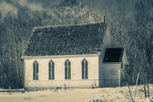 Vintage Heritage Church — Stock Photo
