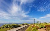 プリンス ・ エドワード島のウォーター フロント — ストック写真