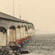 The Confederation Bridge — Stock Photo #45941523