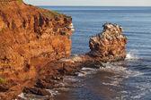 Prince Edward Island Cliffs — Stock Photo