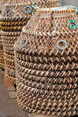 PEI Crab Pots — Stock Photo