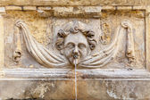 Cherub Fountain — Stock Photo
