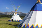 Tepee — Stock Photo