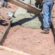 Sidewalk Construction — Stock Photo #48342961