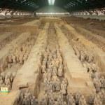 Terracotta army — Stock Photo #17864103