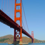 San Francisco Golden Gate Bridge — Stock Photo #17969715