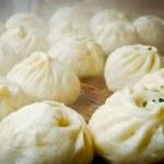 Chinese dumplings — Stock Photo #18809327