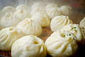 Chinese dumplings — Stock Photo