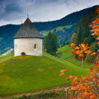 Stock Photo: Church on the hill