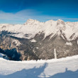 Sella Nevea Panorama — Stock Photo #19023963