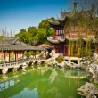 Yuyuan Gardens — Stock Photo