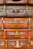 Old bags — Stock Photo