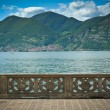 Iseo lake - Foto Stock