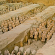 Terracotta army — Stock Photo #21153387