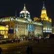 Bund by Night — Stock Photo